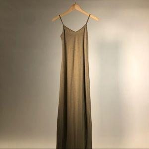 American Apparel Jersey Maxi-dress